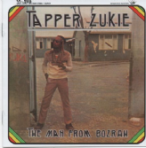 Tapper <Tappa> Zukie - The Man From Bozrah (Kingston Sounds) LP